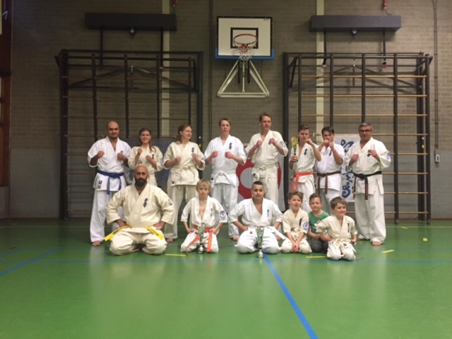 the 24th Youth and Beginners Tournament in Zoetermeer